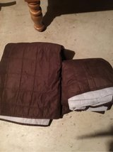 Brown Huntington Home sofa & Love seat couch cover in Aurora, Illinois