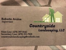 Countryside Landscaping, LLC in Perry, Georgia