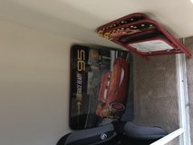 Lightning McQueen table and chairs in Hampton, Virginia
