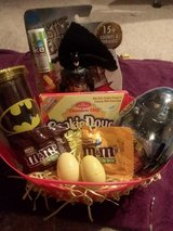 Batman basket in Beaufort, South Carolina