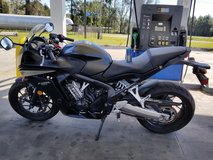 2015 Honda CBR 650F Motorcycle with ABS in Jacksonville, Florida