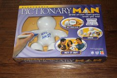 Electronic Pictionary Man Game Complete Set in Fort Riley, Kansas