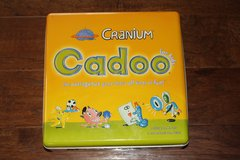 Cranium Cadoo Game For Kids Tin Box Edition Complete Set in Fort Riley, Kansas