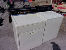 Kenmore Washe and Dryer Set in Fort Riley, Kansas