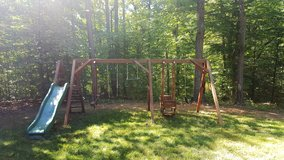 Wooden Playset in Quantico, Virginia
