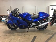 2007 Suzuki Hayabusa in Fort Polk, Louisiana