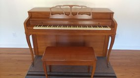Henry Miller piano in Cherry Point, North Carolina
