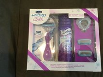 Schick shaving gift set - NIB in Orland Park, Illinois