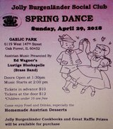 Austrian Spring Dance in Chicago, Illinois