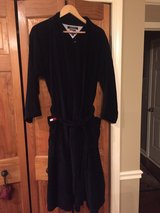 Men's Robe-Tommy Hilfiger-L/XL- Navy Blue- New in Glendale Heights, Illinois