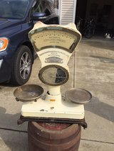 Antique German scale still available in Fort Knox, Kentucky