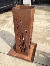 Custom fire pit still available in Fort Knox, Kentucky