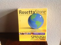Rosetta Stone Spanish Levels 1-3 in Eglin AFB, Florida