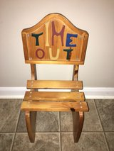 Kids Time Out Chair in Spring, Texas