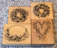 Wreath Rubber Stamps in Fort Knox, Kentucky