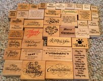 Words and Phrases Rubber Stamps in Fort Knox, Kentucky