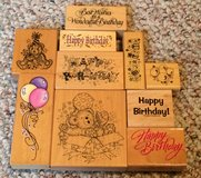 Birthday Rubber Stamps in Fort Knox, Kentucky