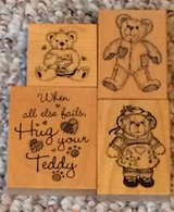 Bear Rubber Stamps in Fort Knox, Kentucky