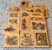 Fall Rubber Stamps in Fort Knox, Kentucky