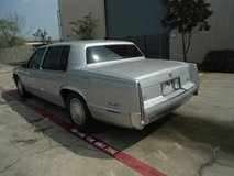 89 Cadillac DeVille 93 k miles in Spring, Texas