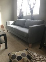 IKEA couch in Camp Pendleton, California