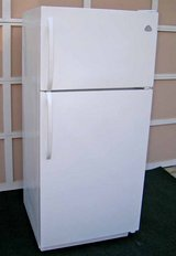 REFRIGERATOR- Off- White REF-18 Cubic ft-Very Clean in Byron, Georgia