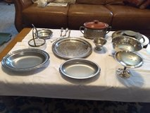 Silver Platters, Bowls and more in Byron, Georgia