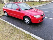 Mazda 323f automatic with brand new inspection in Grafenwoehr, GE