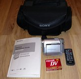 Sony HandyCam DCR-HC30 Digital Video Camera Recorder & Bag in Perry, Georgia