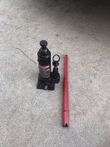 craftsman two ton bottle jack in Camp Lejeune, North Carolina