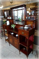 one of a kind mahagony dressoir in Stuttgart, GE