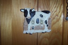 Double Cow Light switch in Kingwood, Texas
