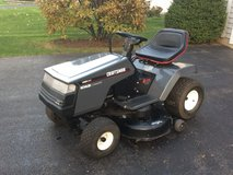 Craftsman 14.0 HP Lawn Tractor in Chicago, Illinois