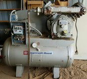 Ingersoll Rand 30T v244 industrial compressor in Yucca Valley, California