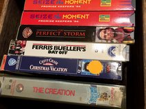 VHS Tapes - Those shown in the pic. in St. Charles, Illinois