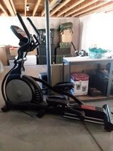Elliptical in Fort Carson, Colorado