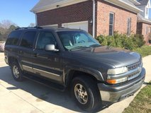 Chevy Tahoe in Camp Lejeune, North Carolina