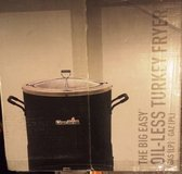 Charbroil Big Easy Oil less Turkey Fryer (still in box) in Chicago, Illinois