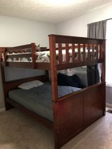 Full Over Full Bunk Beds in Fort Campbell, Kentucky