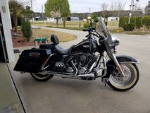 2012 Harley Davidson Road King in Camp Lejeune, North Carolina