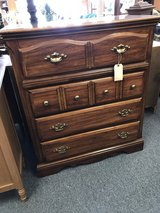 Four Drawer Dresser in Chicago, Illinois