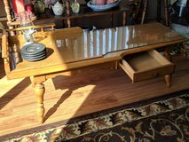 coffee table, solid wood in Chicago, Illinois