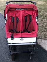 Mountain Buggy Double Stroller in Bolingbrook, Illinois