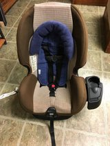 Brown toddler car seat (front facing) in Lockport, Illinois