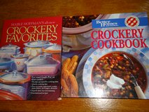 crockpot cookbooks in Aurora, Illinois