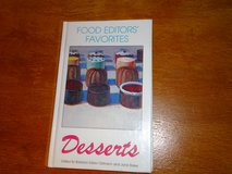 desserts cookbook in Bolingbrook, Illinois