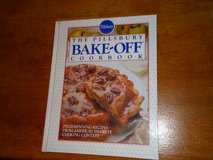 pillsbury bake-off cookbook in Bolingbrook, Illinois