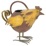 "Adorable Metal Rooster watering can Size: 12.25""l x 11""h Brand New in Camp Lejeune, North Carolina"
