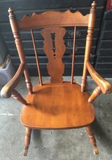 Maple Rocking Chair in Fairfield, California