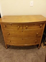 Birdseye wood dresser in Fort Carson, Colorado